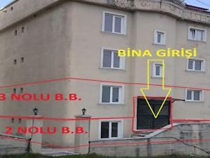 Düzce Akçakoca Bankadan Satılık 110 m2 Daire