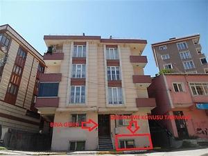 İstanbul Eyüp Bankadan Satılık 60 m2 Daire