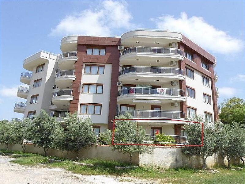 Antalya Alanya'da  78 m² Daire