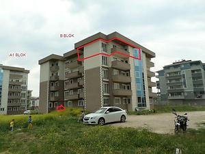 Bursa Yenişehir Bankadan Satılık 112 m2 Daire
