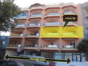Manisa Turgutlu Bankadan Satılık 121 m2 Daire