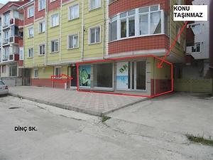 Tekirdağ Çerkezköy Bankadan Satılık 153 m2 Dükkan