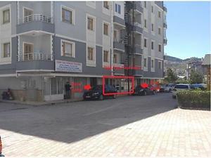 Tokat Merkez Bankadan Satılık 50 m2 Dükkan