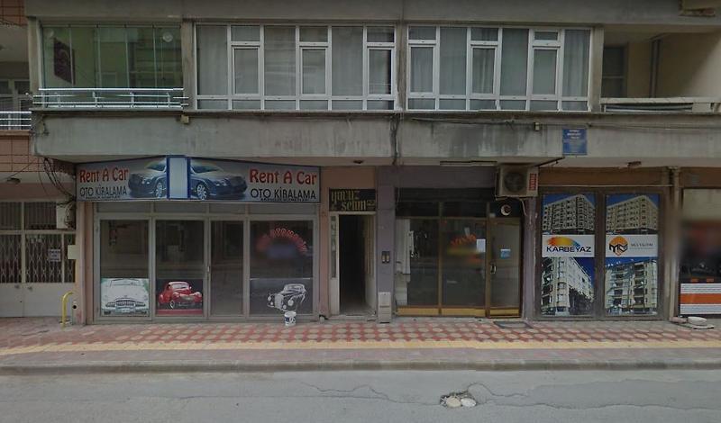 Samsun Bafra İlçesi'nde Merkezi Dükkan