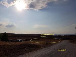 Kırıkkale Merkez'de 464m2 İmarlı Arsa
