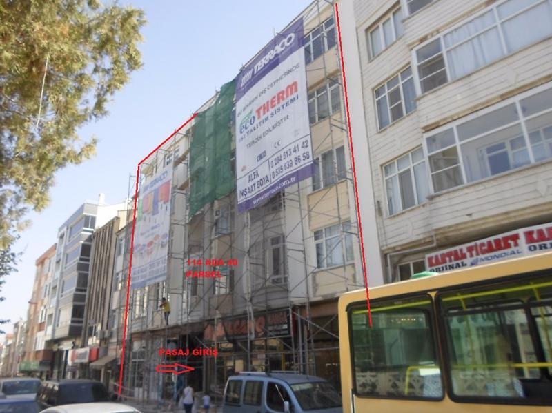 Edirne Uzunköprü'de 25m2 Dükkan