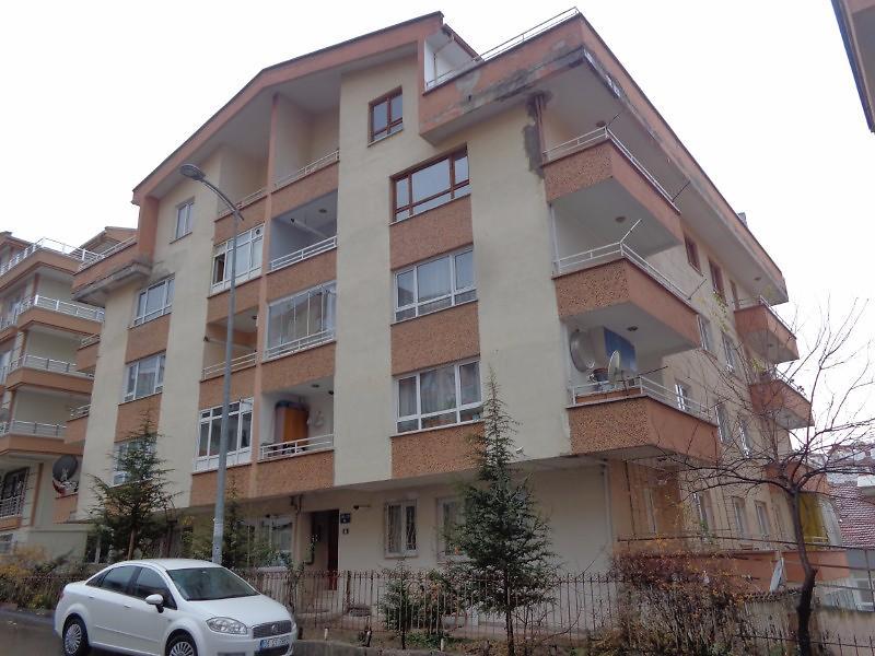 Ankara Mamak Şahintepe'de 169 m2 Dubleks Daire