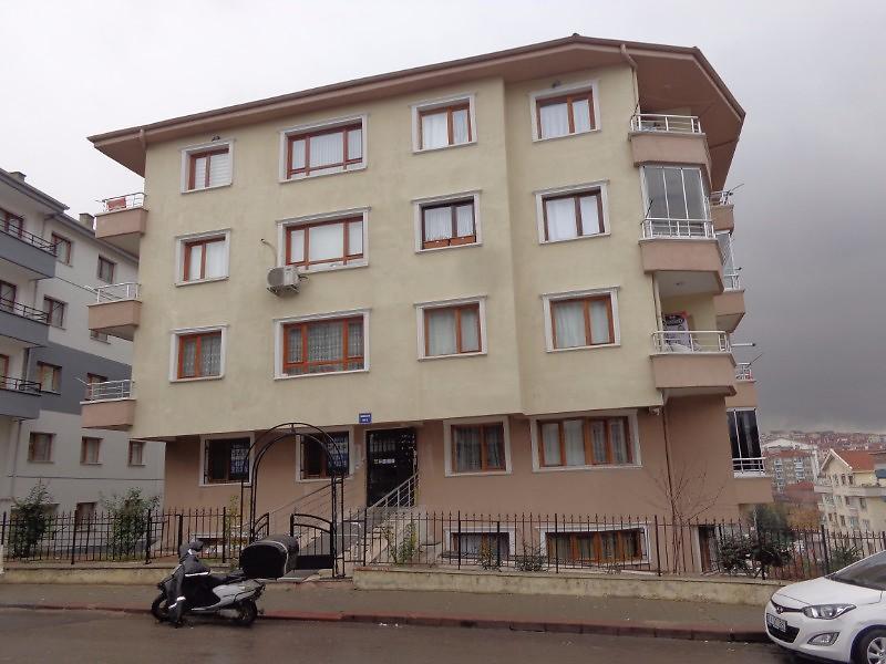 Ankara Mamak Şahintepe'de 2+1 Daire 80 m2