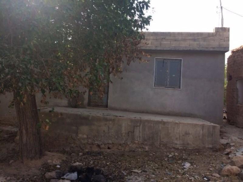 Gaziantep Oğuzeli Tutluca'da 40m2 Kerpiç Ev