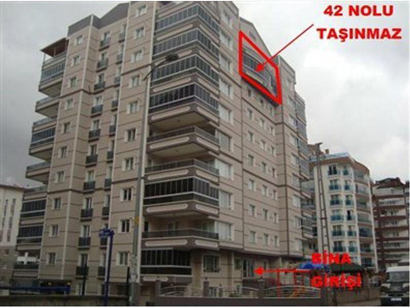 Ankara Mamak Durali Alıç'da 152 m2 5+1 Daire