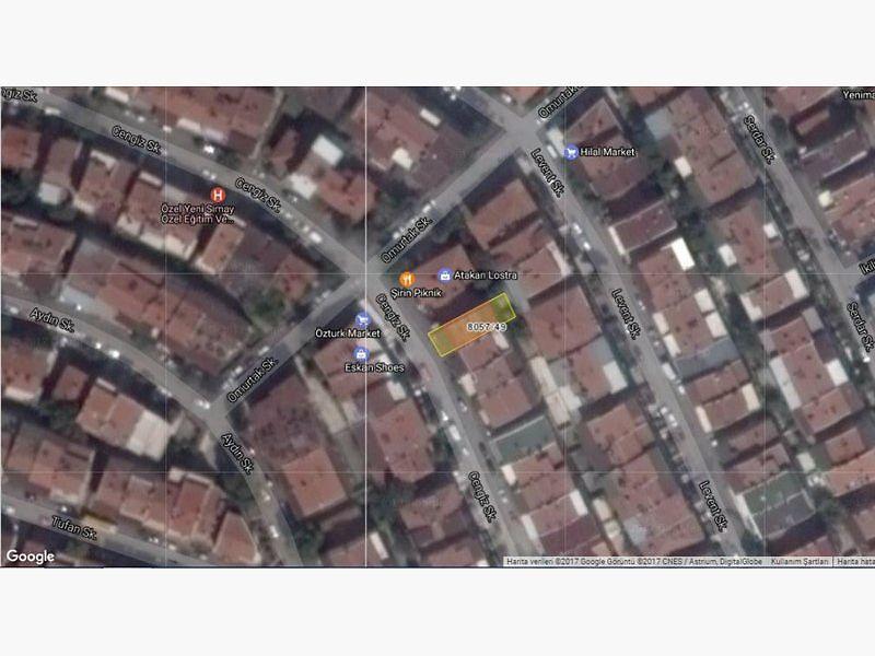 Ankara Yenimahalle Bankadan Satılık 234 m2 Daire