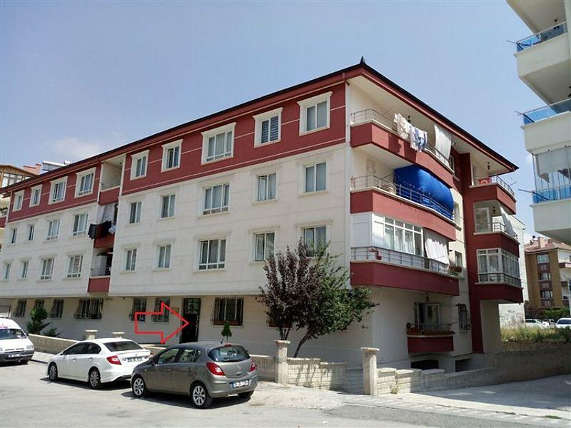 Ankara Etimesgut'ta  98 m2 2+1 Daire