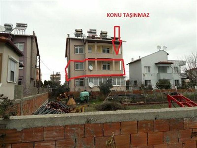 Balıkesir Burhaniye Bankadan Satılık 110 m2 Daire