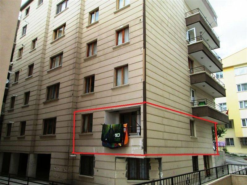 Ankara Etimesgut Bankadan Satılık 69 m2 Daire