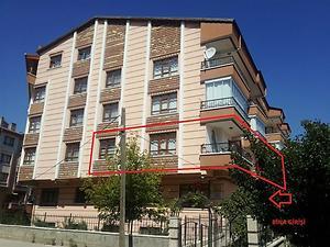 Ankara Mamak Bankadan Satılık 122 m2 Daire