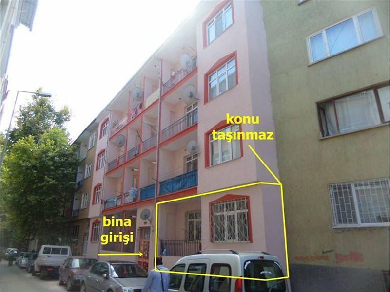 Ankara Polatlı Cumhuriyet'te 2+1 88 m2 Daire