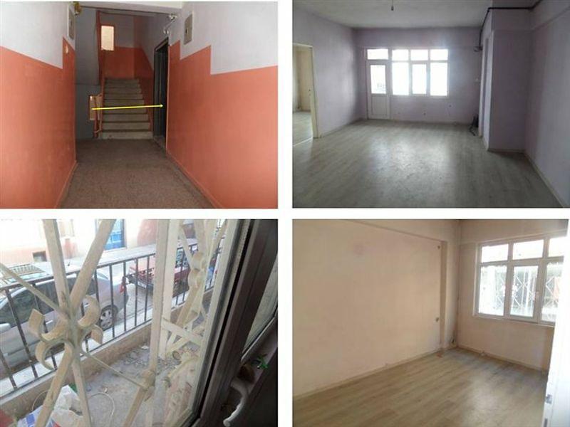 Ankara Polatlı Bankadan Satılık 88 m2 Daire