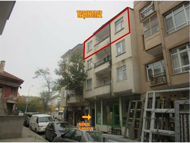 Ankara Polatlı Bankadan Satılık 79 m2 Daire