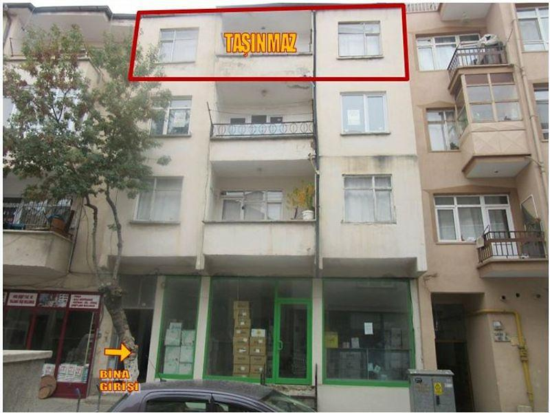 Ankara Polatlı Cumhuriyet'de 79 m2 3+1 Daire
