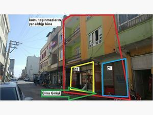 Adıyaman Kahta Bankadan Satılık 20 m2 Dükkan