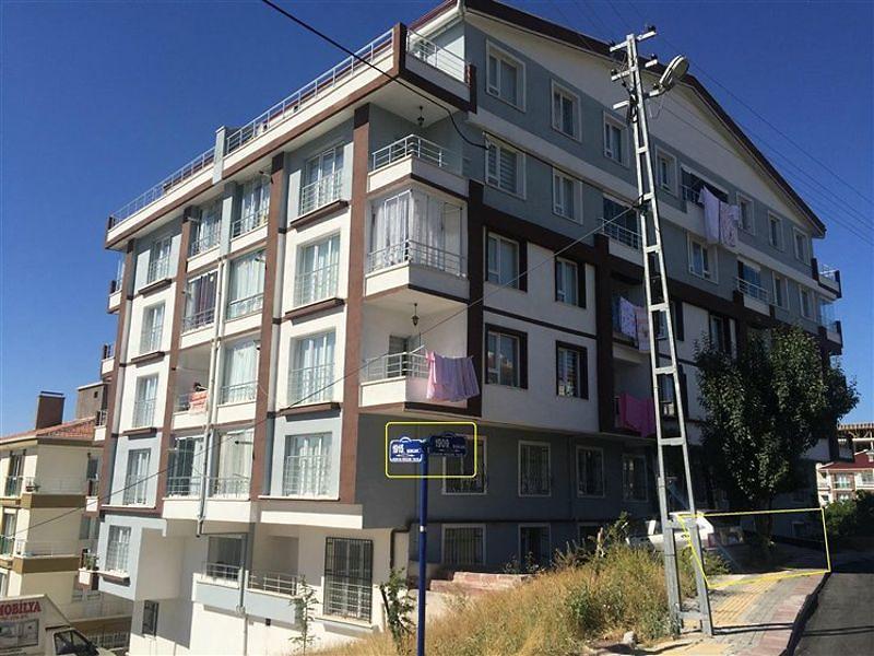 Ankara Altındağ Beşikkaya'da 2+1 88 m2 Daire
