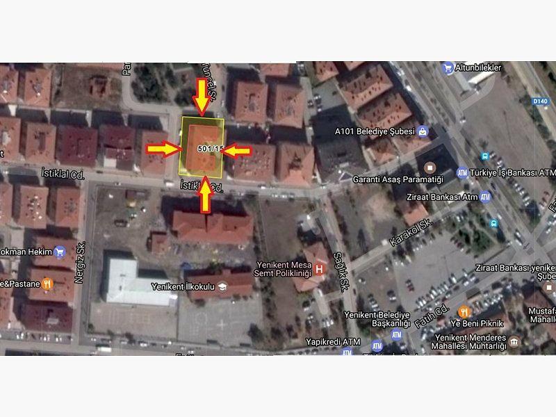 Ankara Sincan Bankadan Satılık 118 m2 Daire