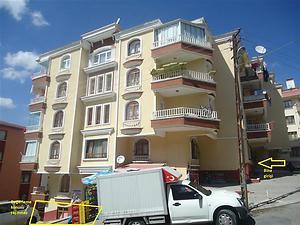 Ankara Keçiören Bankadan Satılık 92 m2 Daire