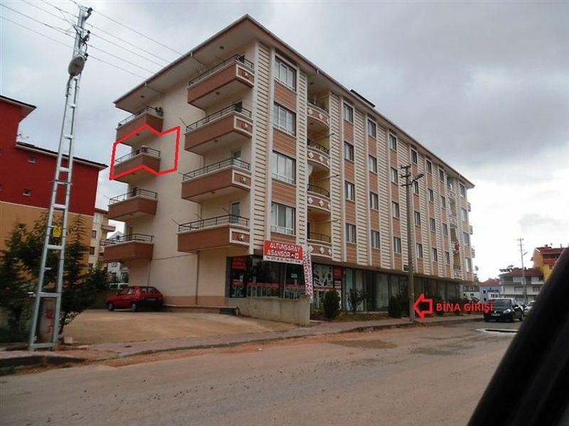 Ankara Sincan Menderes 'te 3+1 104 m2 Daire
