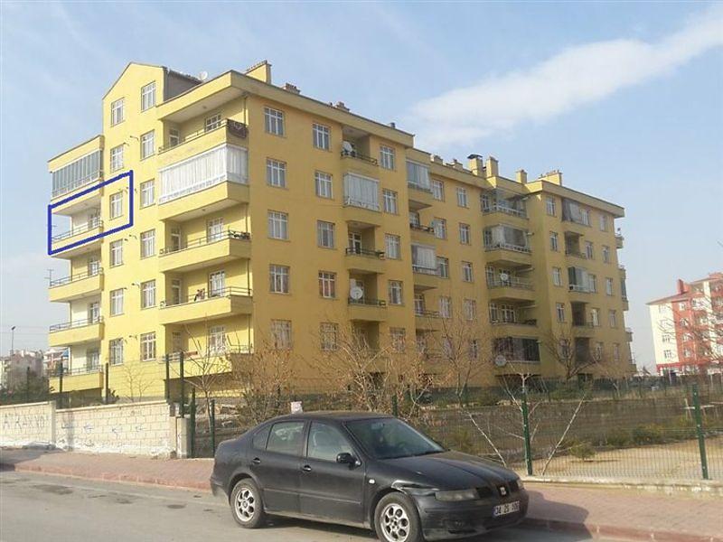Konya Selçuklu Bankadan Satılık 130 m2 Daire