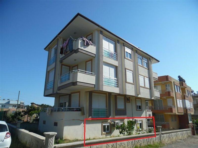 Antalya Manavgat Sarılar'da 2+1 70 m2 Daire