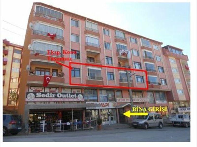 Ankara Akyurt Bankadan Satılık 128 m2 Daire