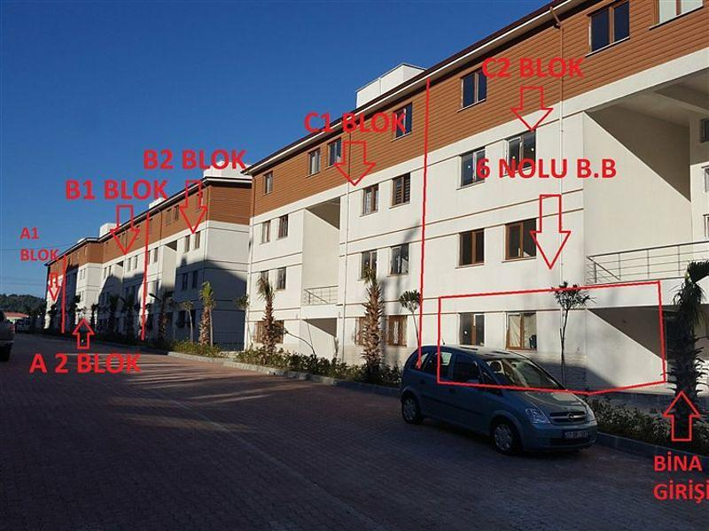 Bartın Amasra Bankadan Satılık 113 m2 Daire