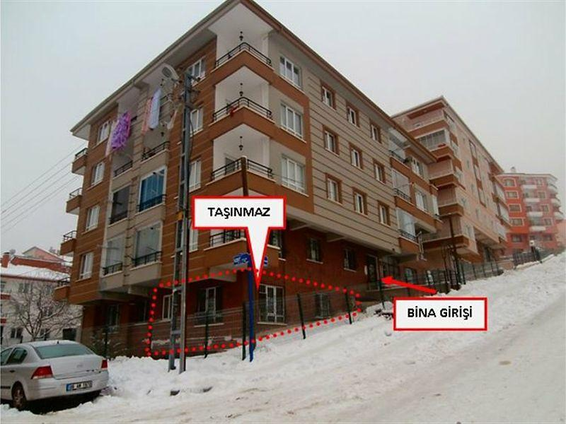 Ankara Keçiören Osmangazi'de 2+1 117 m2 Daire