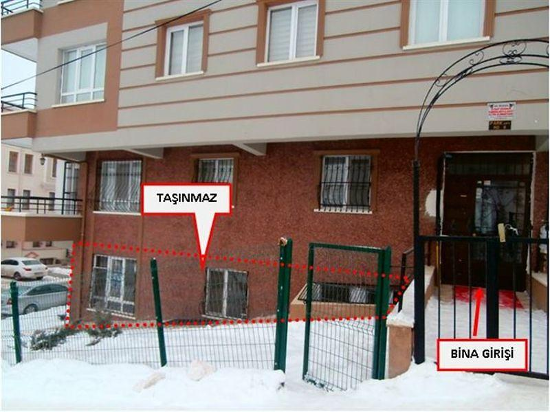 Ankara Keçiören Bankadan Satılık 117 m2 Daire
