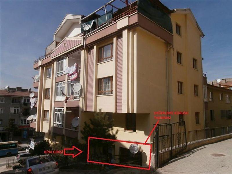 Ankara Keçiören'de 2+1 71 m² Daire