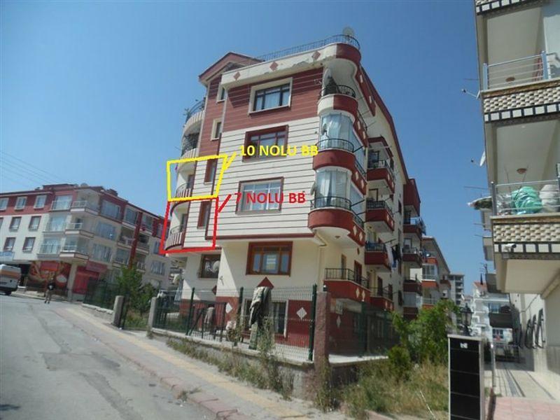 Ankara Altındağ Bankadan Satılık 108 m2 Daire