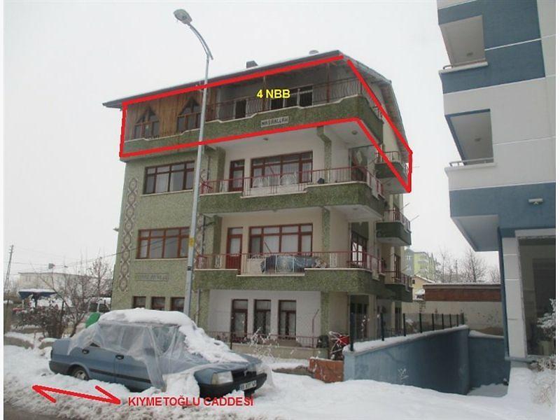 Ankara Çubuk Bankadan Satılık 125 m2 Daire