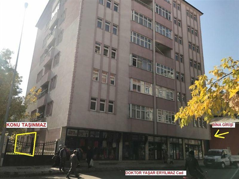 Ağrı Merkez Bankadan Satılık 68 m2 Ofis