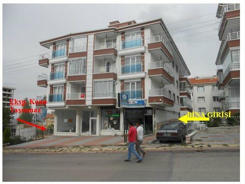 Ankara Altındağ Bankadan Satılık 90 m2 Daire
