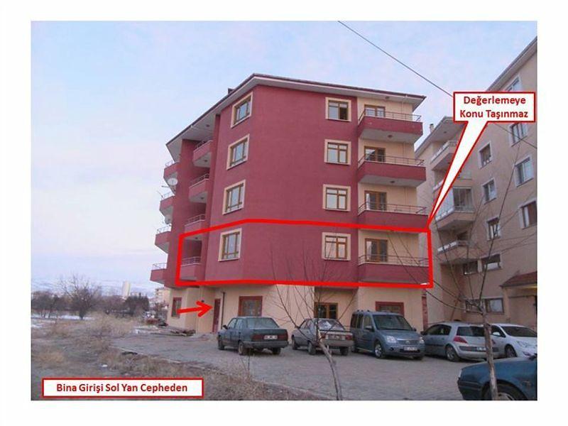 Ankara Kazan Yıldırım Beyazıt'da 3+1 92m2 Daire