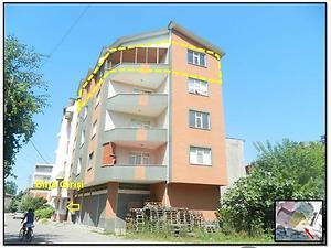 Samsun Terme Bankadan Satılık 135 m2 Daire