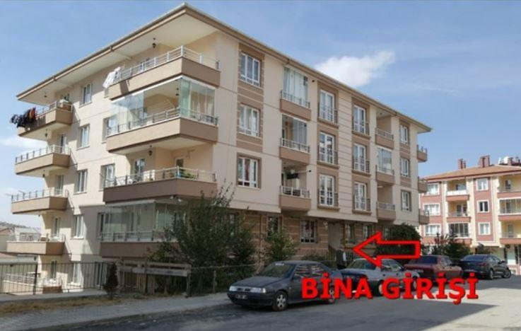Ankara Keçiören Yükseltepe'de 107m2 3+1 Daire