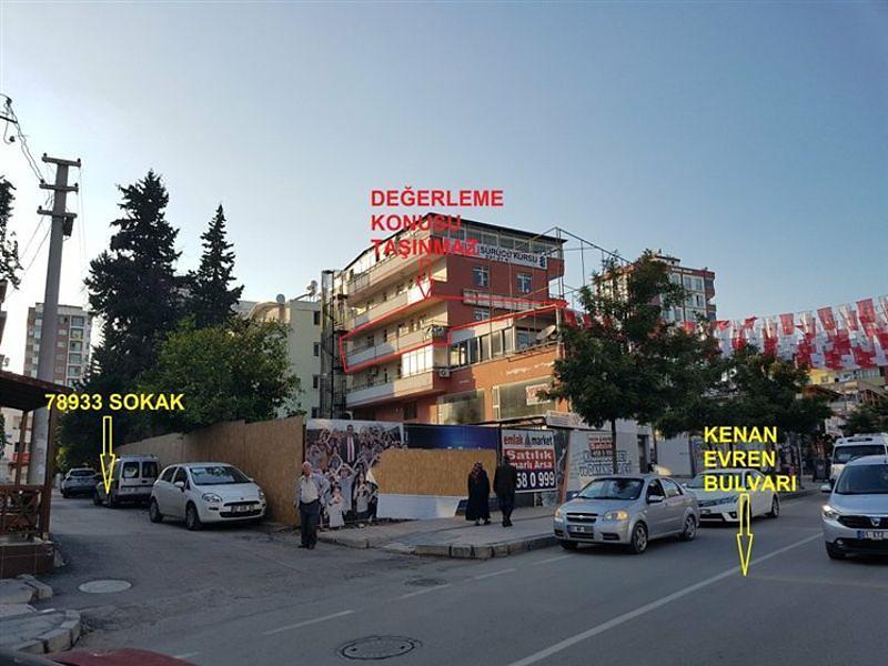 Adana Çukurova Toros'da 160m2 3+1 Daire