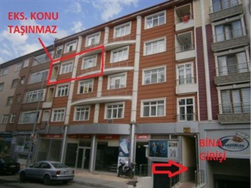 Ankara Elmadağ Bankadan Satılık 125 m2 Daire