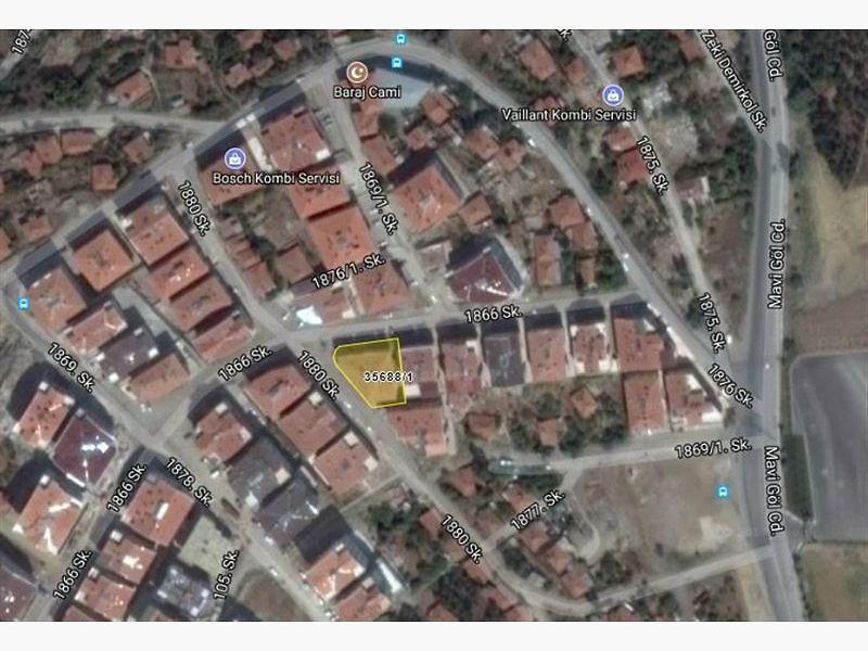 Ankara Mamak Bankadan Satılık 88 m2 Daire
