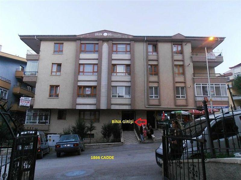 Ankara Mamak Küçük Kayaş'da 3+1 88m2 Daire