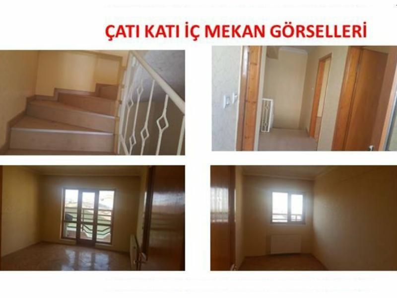 Ankara Mamak Bankadan Satılık 143 m2 Daire