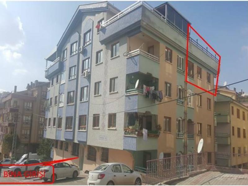 Ankara Mamak Gülveren'de 5+1 143 m2 Daire
