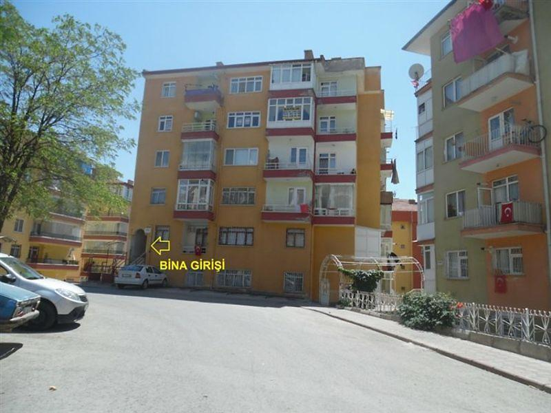 Ankara Keçiören Kafkas'ta 3+1 95 m2 Daire