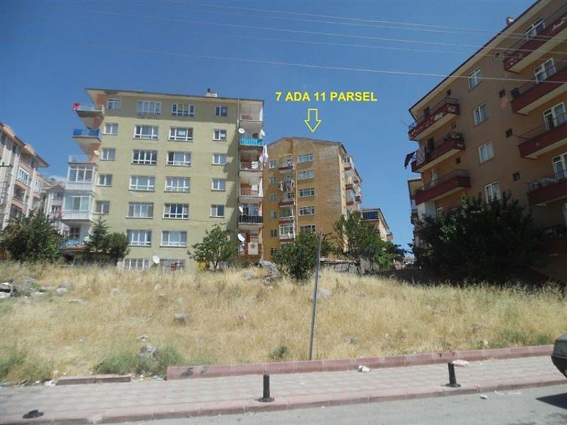 Ankara Keçiören Bankadan Satılık 95 m2 Daire